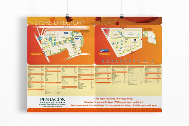 Pentagon Shopping Centre